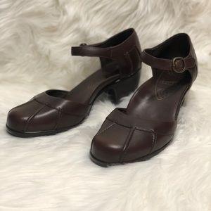 Dansko Mary Jane Style Heels